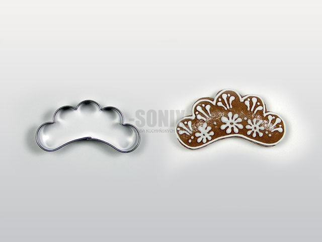 Roll cookie cutter