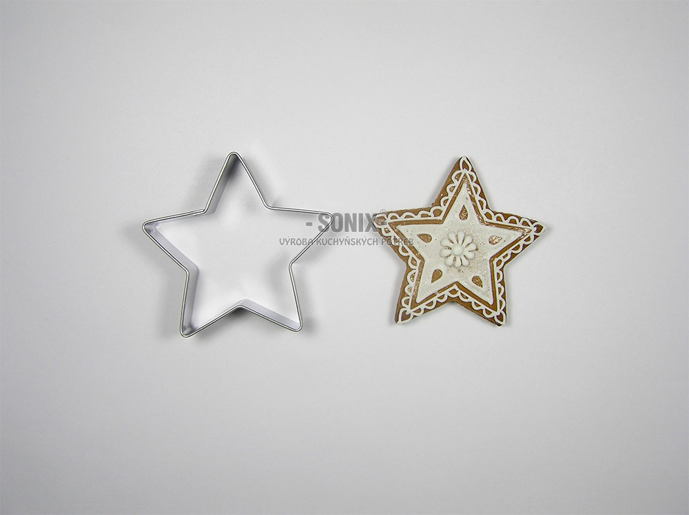 Star No. 2 (5,6 cm) cookie cutter
