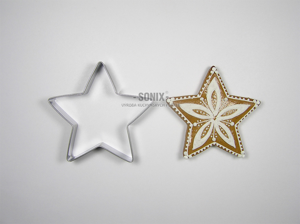 Star No. 3 (7,1 cm) cookie cutter