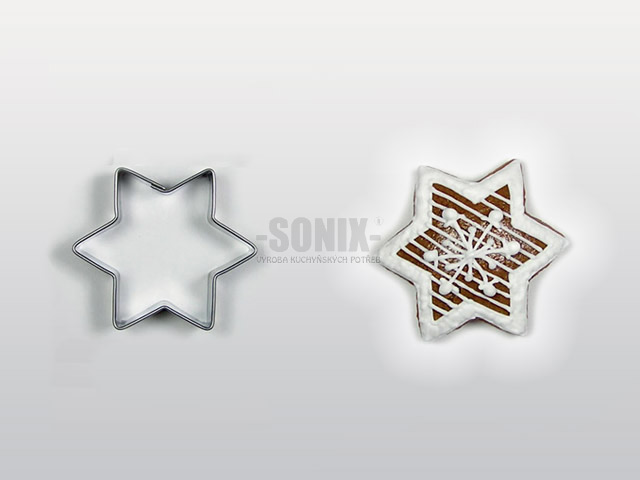 Small star cookie cutter