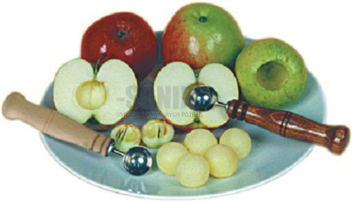 Apple Corer - Stainless Steel
